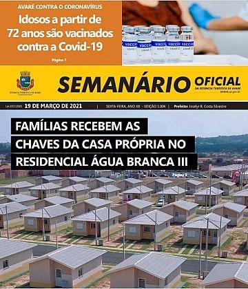 Semanário Oficial - Ed. 1006