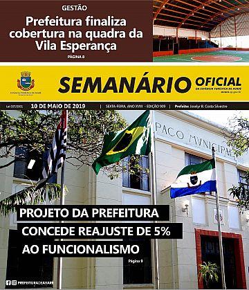 Semanário Oficial - Ed. 909
