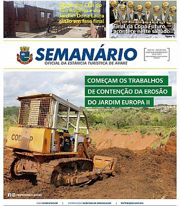 Semanário Oficial - Ed. 846