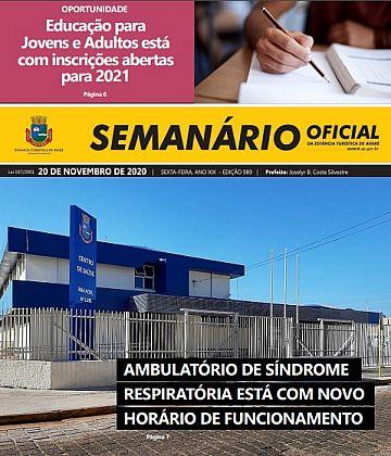 Semanário Oficial - Ed. 989