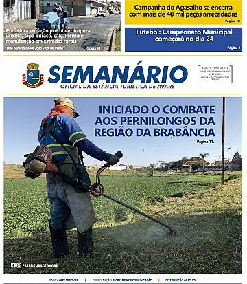 Semanário Oficial - Ed. 833
