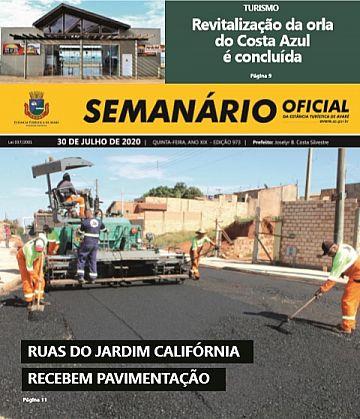 Semanário Oficial - Ed. 973