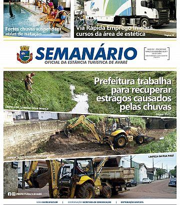 Semanário Oficial - Ed. 842