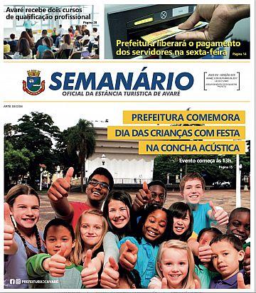 Semanário Oficial - Ed. 839