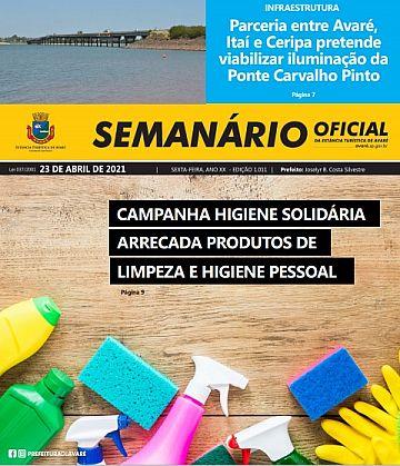 Semanário Oficial - Ed. 1011
