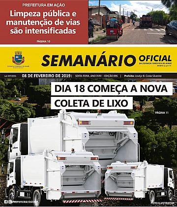 Semanário Oficial - Ed. 896