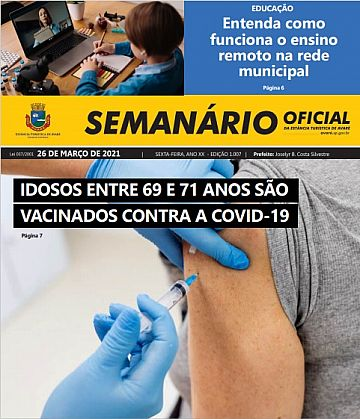 Semanário Oficial - Ed. 1007