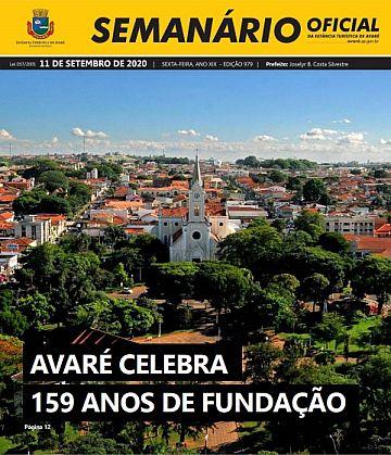 Semanário Oficial - Ed. 979