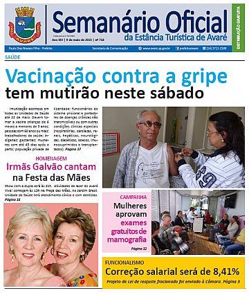 Semanário Oficial - Ed. 718
