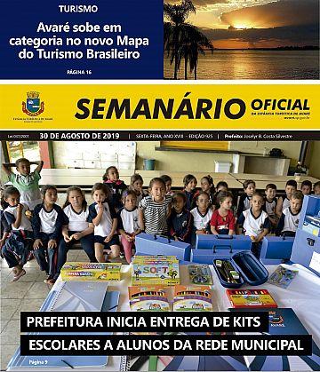 Semanário Oficial - Ed. 925