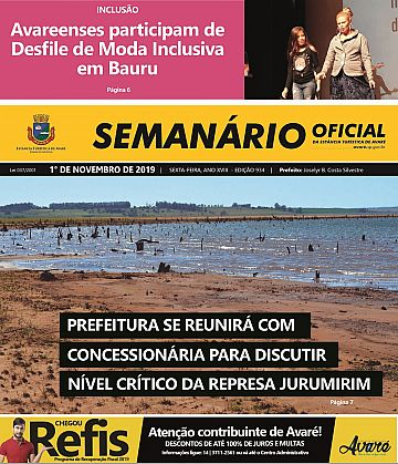 Semanário Oficial - Ed. 934