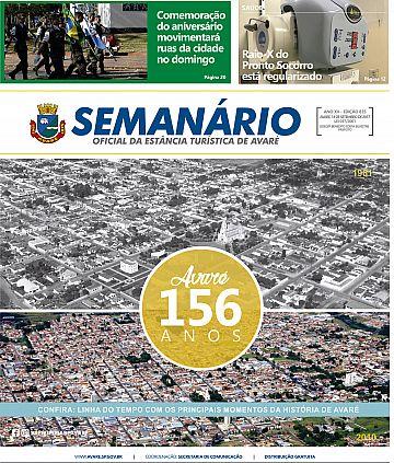 Semanário Oficial - Ed. 835