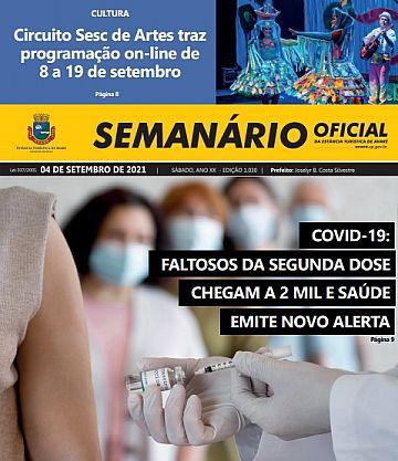 Semanário Oficial - Ed. 1030