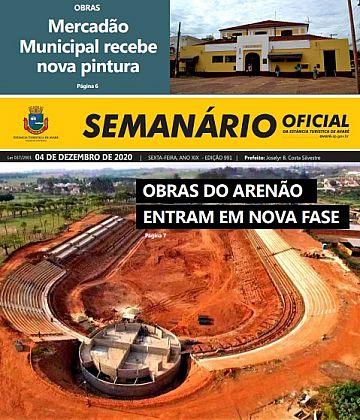 Semanário Oficial - Ed. 991