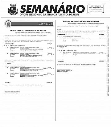Semanário Oficial - Ed. 56