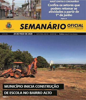 Semanário Oficial - Ed. 964