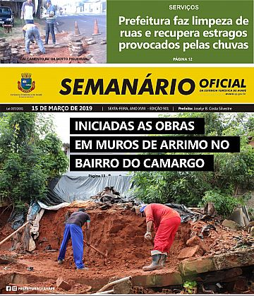 Semanário Oficial - Ed. 901