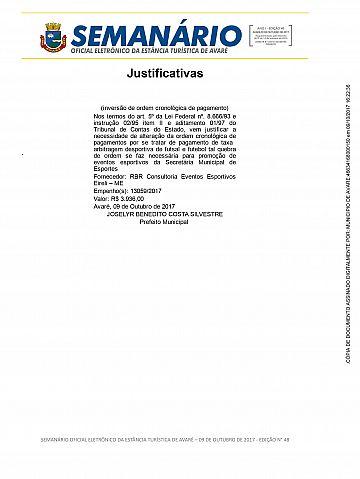 Semanário Oficial - Ed. 48