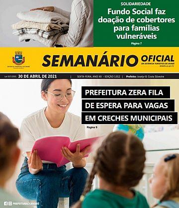 Semanário Oficial - Ed. 1012