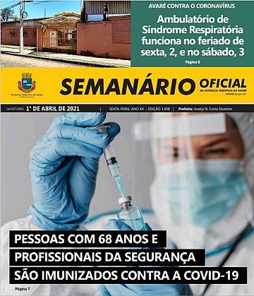 Semanário Oficial - Ed. 1008