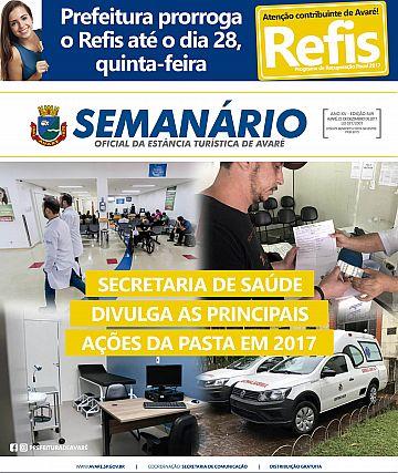 Semanário Oficial - Ed. 849