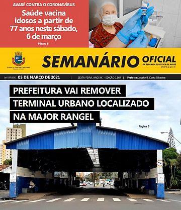 Semanário Oficial - Ed. 1004