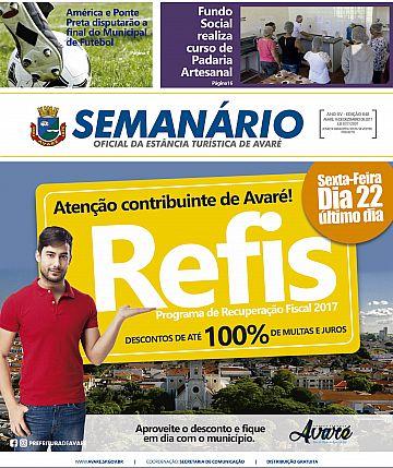 Semanário Oficial - Ed. 848