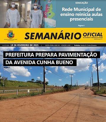 Semanário Oficial - Ed. 1002