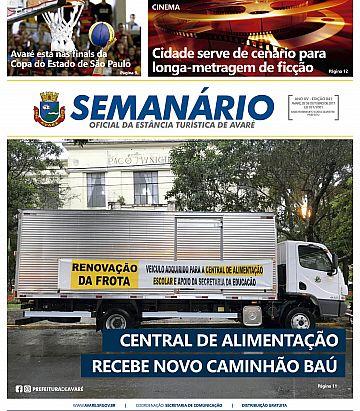 Semanário Oficial - Ed. 841