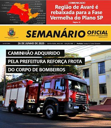 Semanário Oficial - Ed. 968