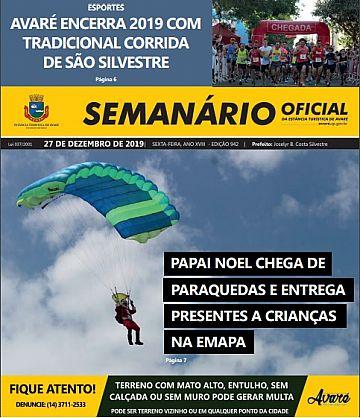Semanário Oficial - Ed. 942