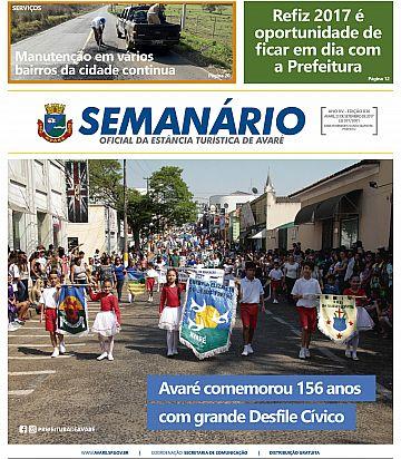 Semanário Oficial - Ed. 836