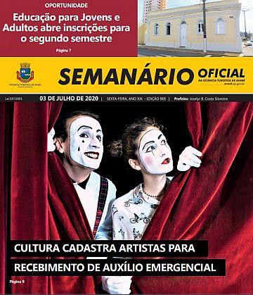 Semanário Oficial - Ed. 969