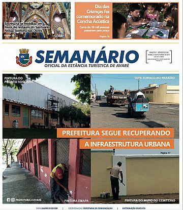 Semanário Oficial - Ed. 840