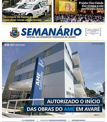 Semanário Oficial - Ed. 838