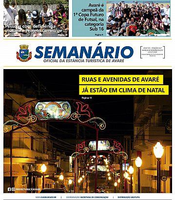 Semanário Oficial - Ed. 847