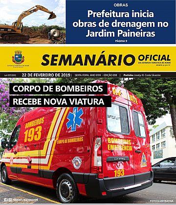 Semanário Oficial - Ed. 898