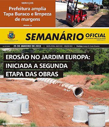 Semanário Oficial - Ed. 894