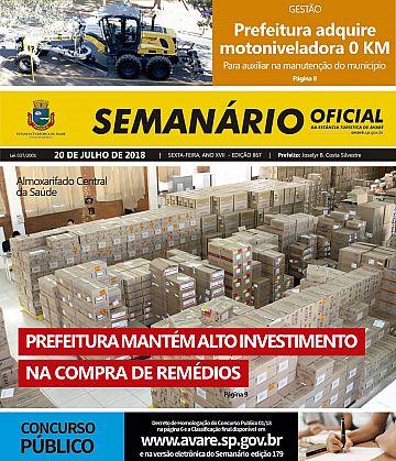 Semanário Oficial - Ed. 867