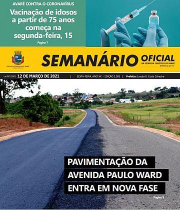 Semanário Oficial - Ed. 1005