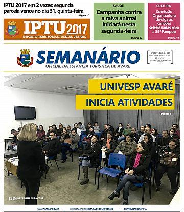 Semanário Oficial - Ed. 832