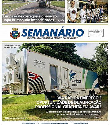 Semanário Oficial - Ed. 843