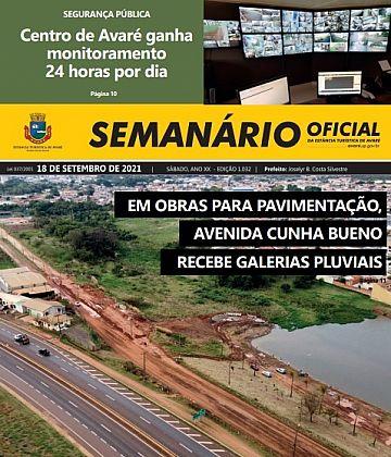Semanário Oficial - Ed. 1032