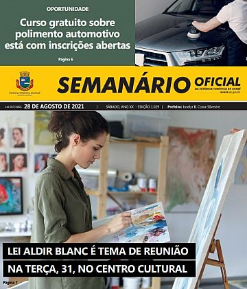 Semanário Oficial - Ed. 1029