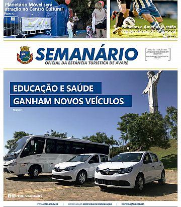 Semanário Oficial - Ed. 845