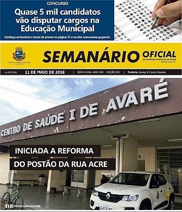 Semanário Oficial - Ed. 857